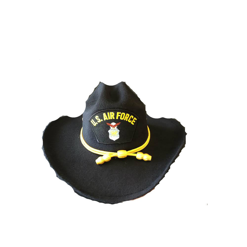Air Force Cavalry Hat L / XL Black