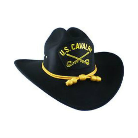 US Cavalry Cavalry Hat L / XL Black