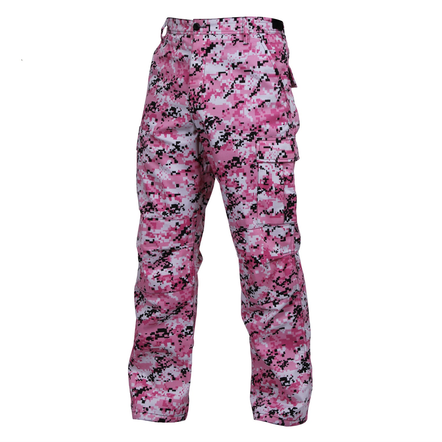 Pink Digital Camouflage BDU Pants