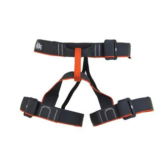 ABC Singing Rock Guide Harness Grey / Orange