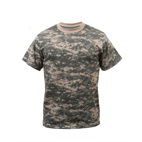 Kid's ACU Digital Camouflage T-Shirt