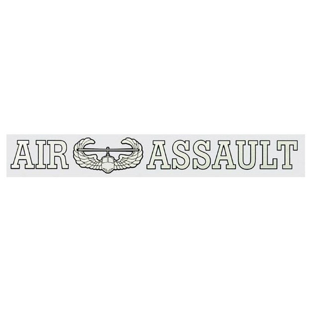 Air Assault Strip Decal