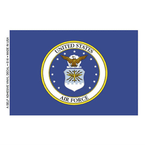 Air Force Seal Decal