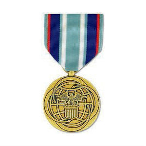 Air and Space Campaign Medal Anodized