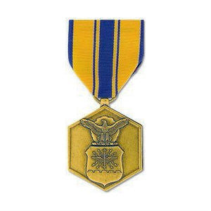 Air Force Commendation Medal Anodized
