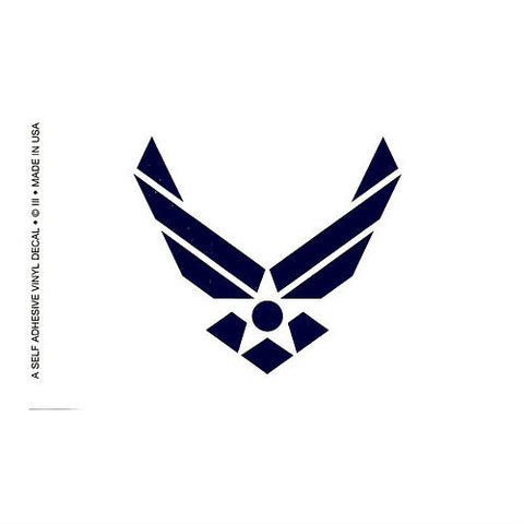 Air Force Wing Decal
