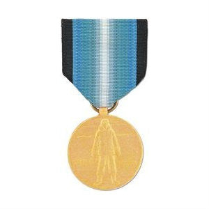 Antarctica Service Medal Anodized