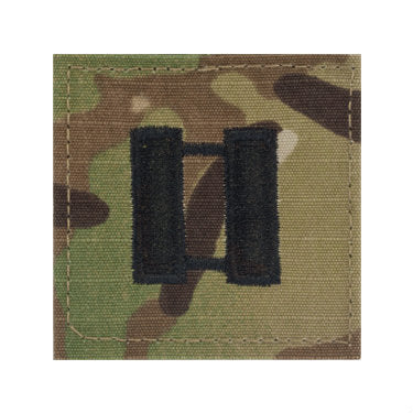 Army Captain OCP Hook & Loop Rank