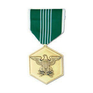 Army Commendation Medal Anodized