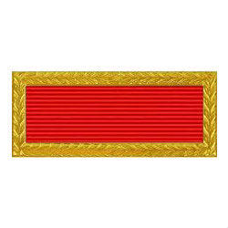 Army Meritorious Unit Commendation With Small Frame