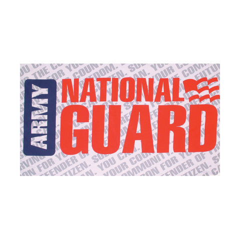 Army National Guard Flag 3' x 5'