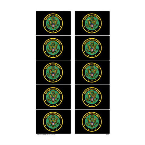Army Seal Mini Sticker Pack