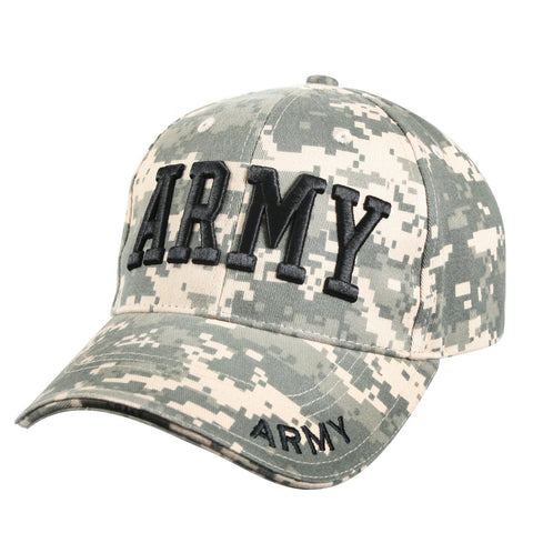 Army Text Hat ACU Digital