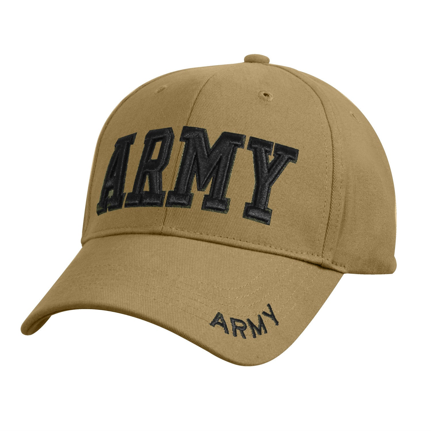 Army Text Hat Coyote