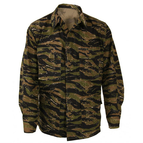 Propper Uniform BDU Shirt Asian Tiger Stripe