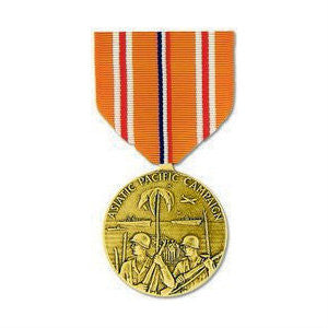 Asiatic Pacific Campaign Medal Anodized