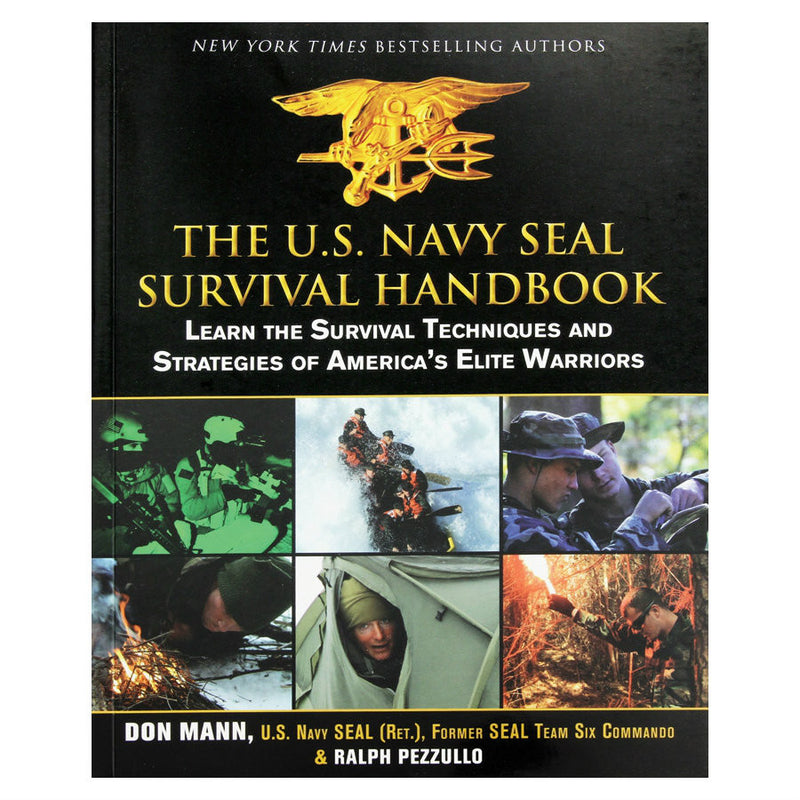 Navy Seal Survival Manual - Indy Army Navy
