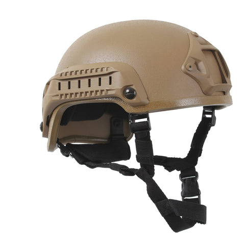Base Jump Airsoft Helmet Coyote