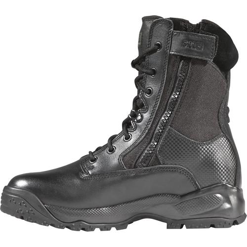 "5.11 Atac 8"" Side Zip Boot Black - Indy Army Navy"