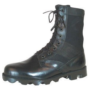 Black GI Type Jungle Boot 8""