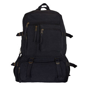 Retro Cantabrian Excursion Rucksack (No Leather Trim)