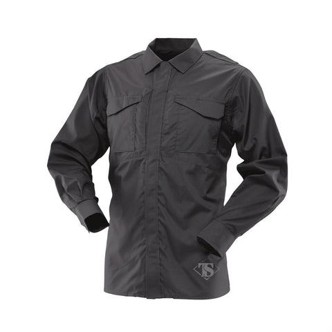 Tru-Spec 24/7 Series Ultralight Uniform Shirt Black