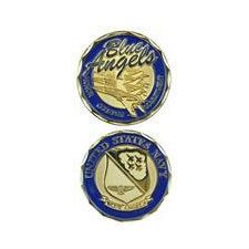Blue Angels Challenge Coin