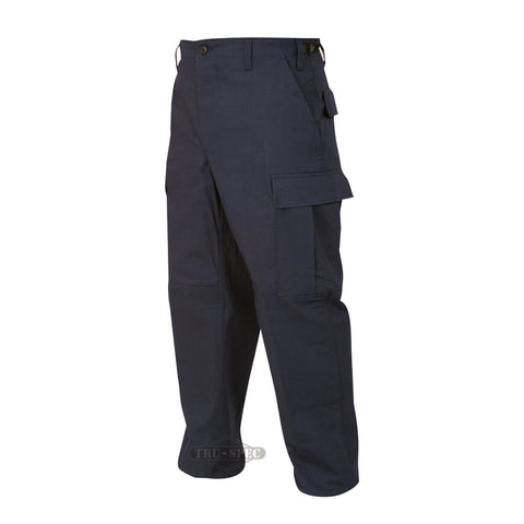 Tru Spec Dark Navy Rip Stop BDU Pants