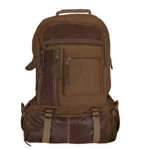 Retro Cantabrian Excursion Rucksack