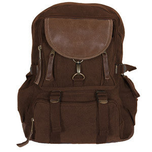 Retro Parisian City Daypack