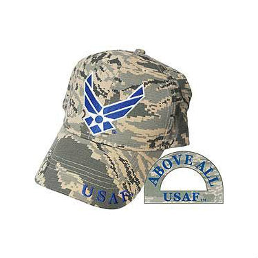 Air Force Logo Hat ABU Digital