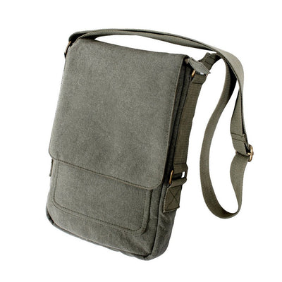 Canvas Military Tech Bag
