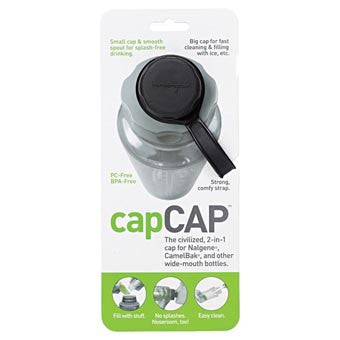 CapCap Black/Gray