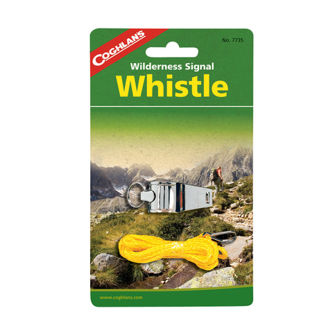 Coghlan's Wilderness Whistle