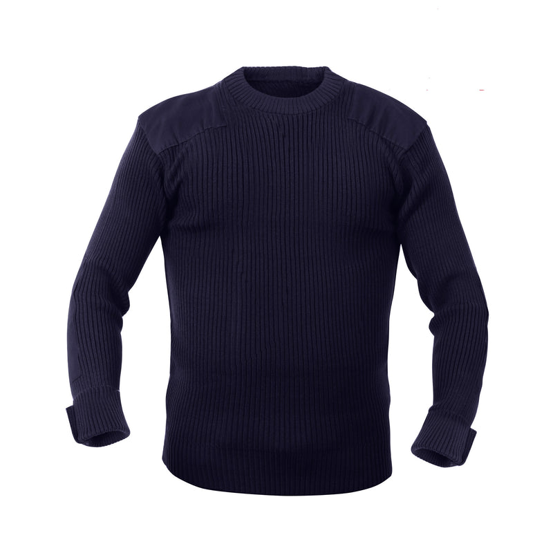 GI Style Acrylic Commando Sweater