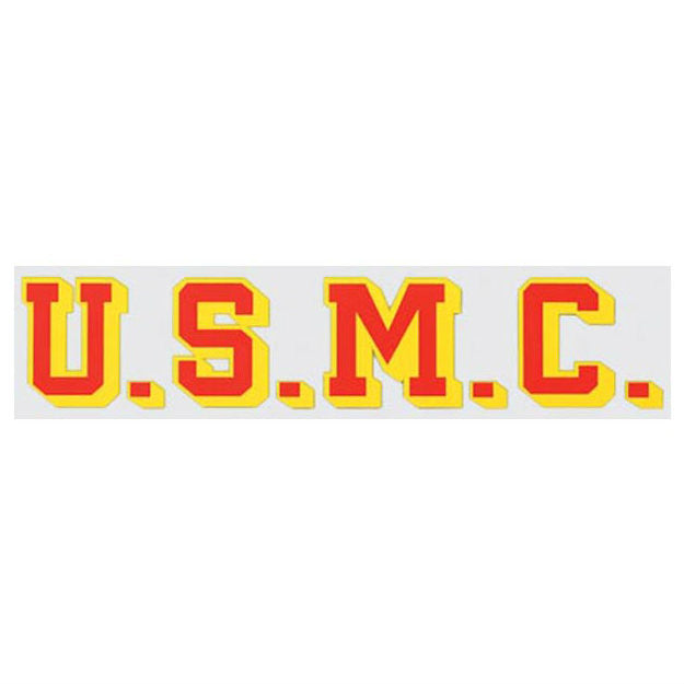 USMC Window Strip Decal