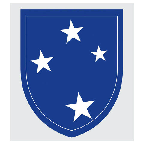 23rd Infantry Americal Division Decal - Indy Army Navy