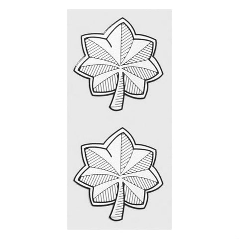 Lieutenant Colonel Officer Rank Decal