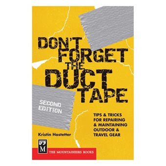 Don't Forget the Duct Tape