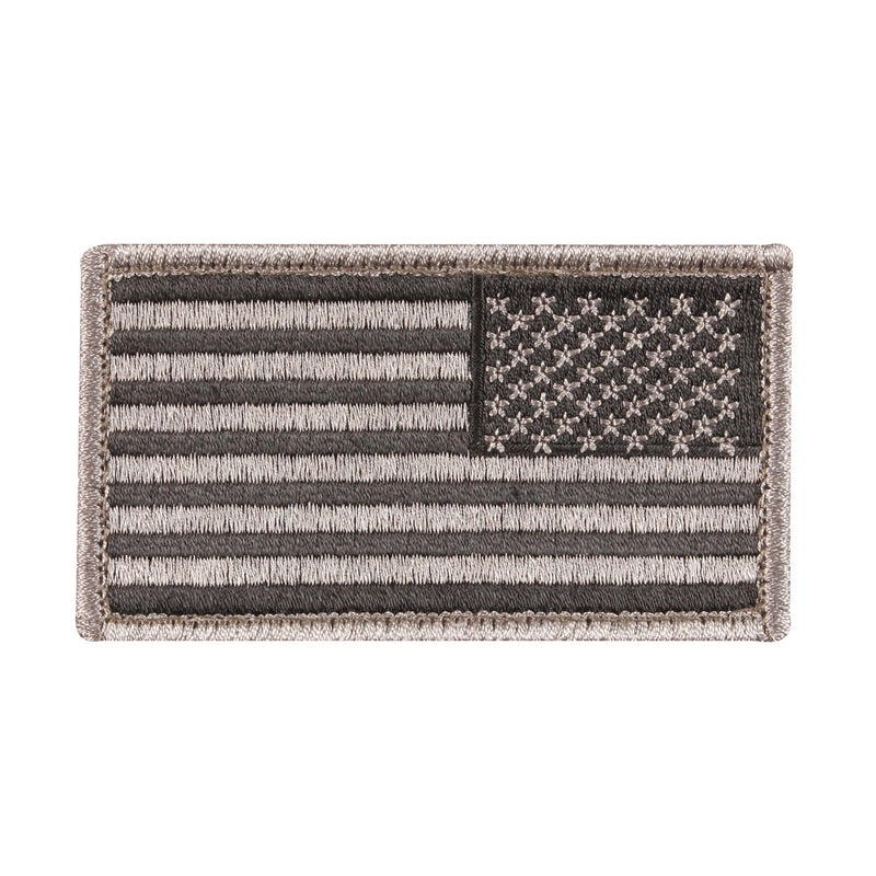 Foliage Reverse Hook Back Flag Patch