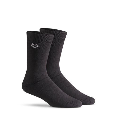 Fox River Wick Dry Tramper Merino Wool Sock Black