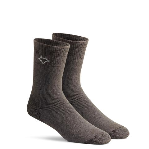 Fox River Wick Dry Tramper Merino Wool Sock Dark Charcoal
