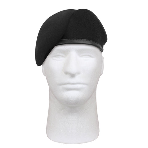 GI Type Inspection Ready Beret Black