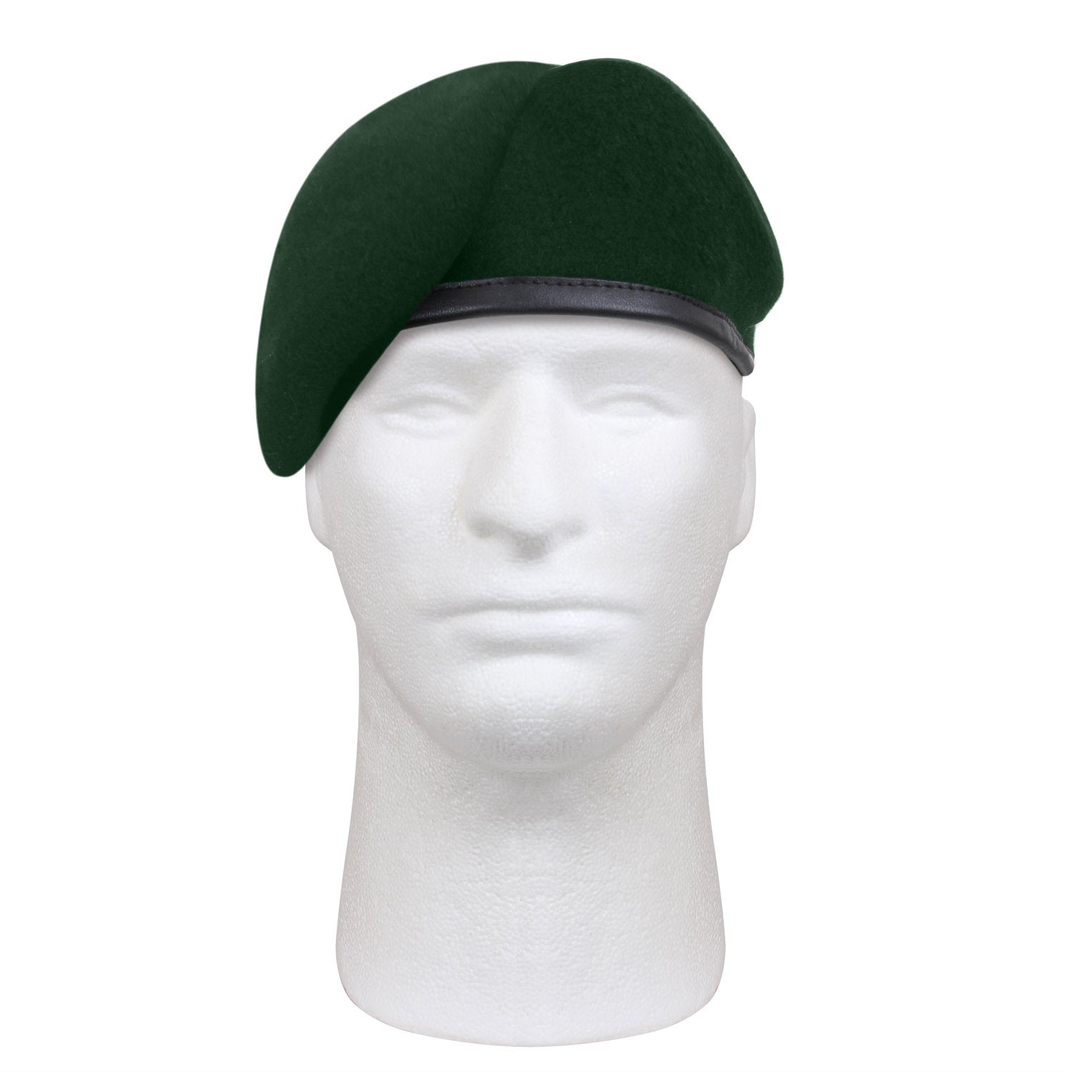 GI Type Inspection Ready Beret Green