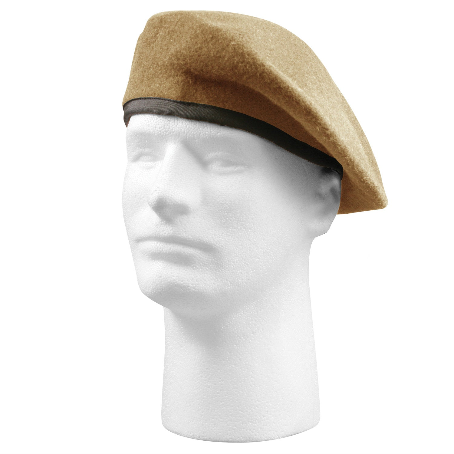 GI Type Inspection Ready Beret Tan