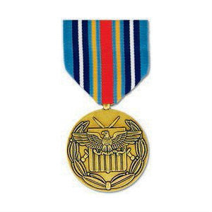 Global War on Terrorism (GWOT) Expeditionary Medal Anodized