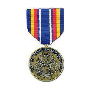 Global War on Terrorism (GWOT) Service Medal