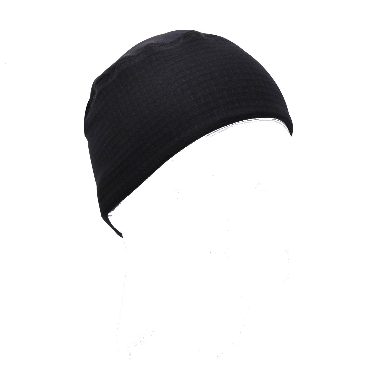 ECWCS Grid Fleece Watch Cap Black