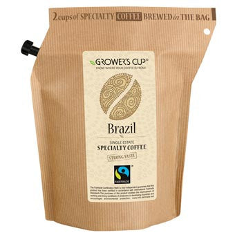 Grower's Cup 2 Cup Coffee Brazil