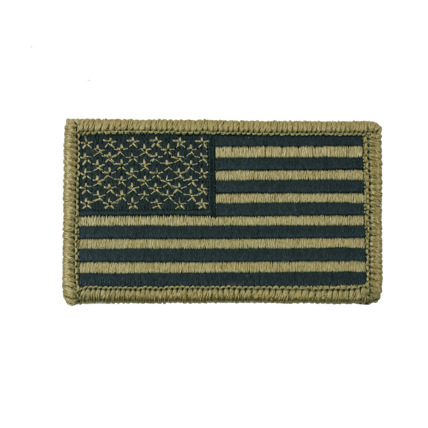 Hook & Loop American Flag OCP
